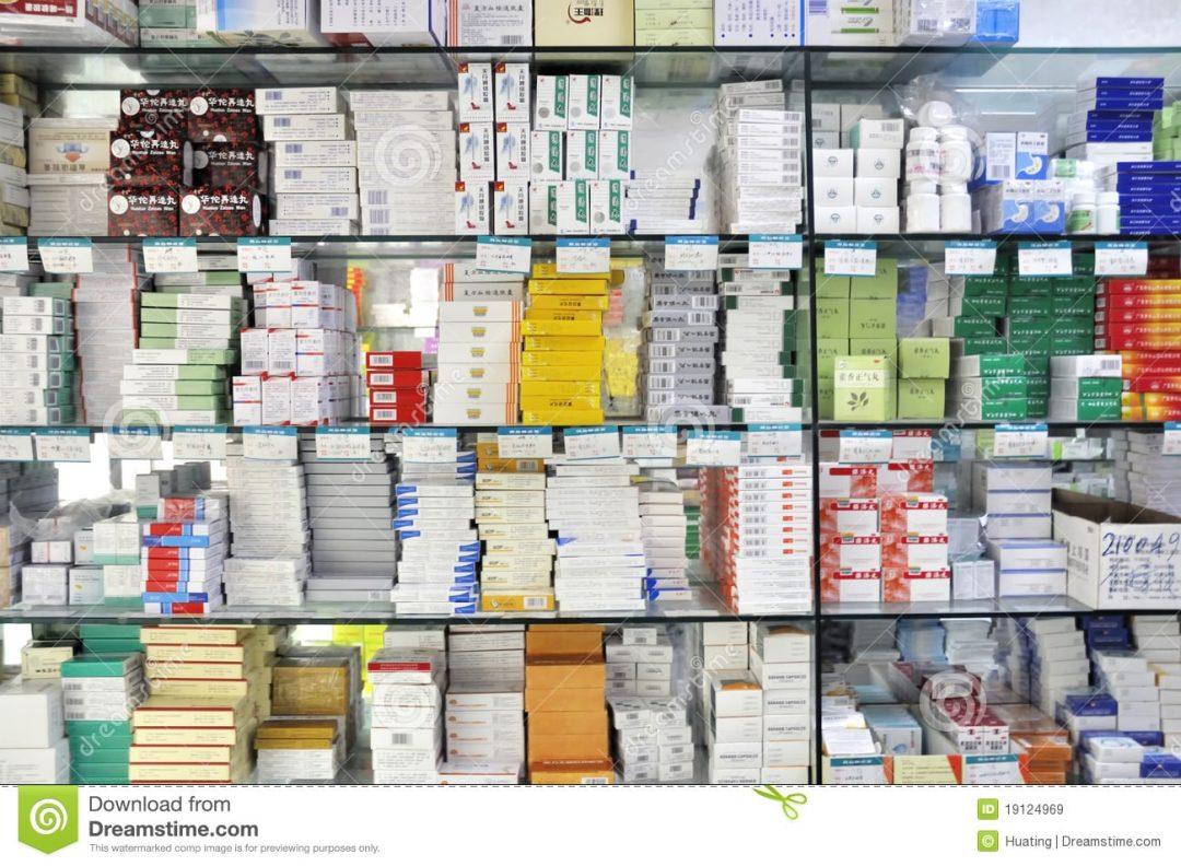 Las ventas de las farmacias cayeron 35% en medio de la crisis del coronavirus