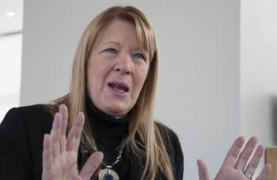 Margarita Stolbizer en Bahía Blanca