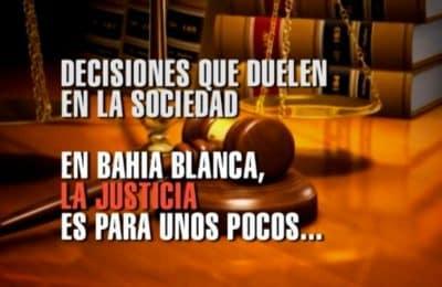 Decisiones que duelen, una justicia para pocos