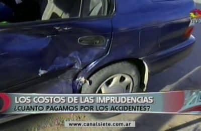 Piden que los que provocan accidentes paguen los costos