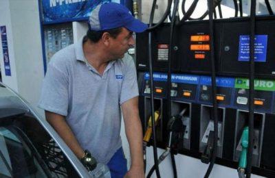 Por quinta vez en el año, sube el precio del combustible en Bahía
