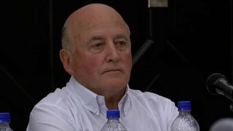Homicidio de Margiotta: negaron arresto domiciliario a Jorge Fabrizio