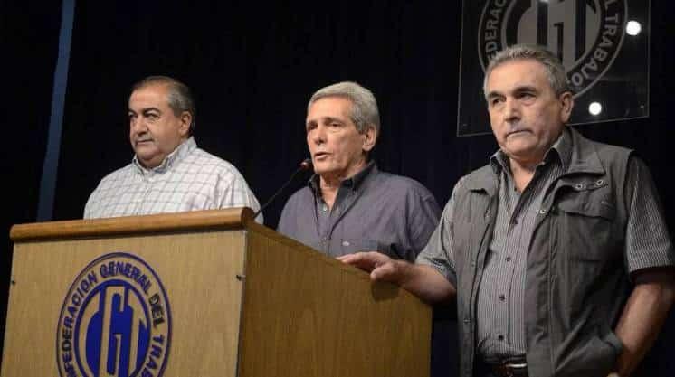 CGT prorrogó acuerdo de suspensiones para sostener el empleo y la producción