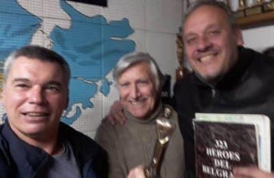 Veteranos de Malvinas ganaron un Martín Fierro por su programa radial