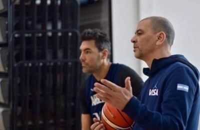 El bahiense Sergio 'Oveja' Hernández dirigirá a Argentina en los Juegos Olímpicos