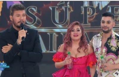 El bailarín de Karina La Princesita se despidió en medio de la emoción y las lágrimas: «Es el último baile»