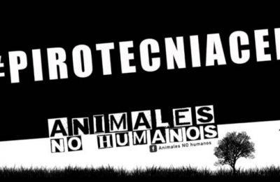 #PIROTECNIACERO: La campaña de ANH