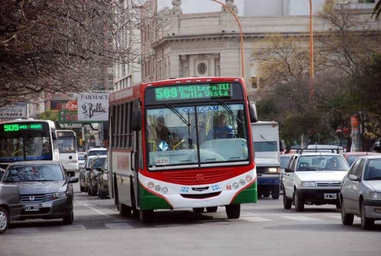 El municipio aportó 16 millones de pesos para que no se suspenda el transporte