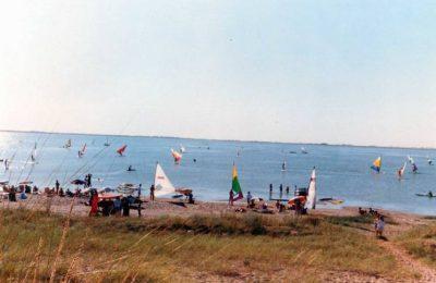 Actividades náuticas gratuitas en Monte Hermoso