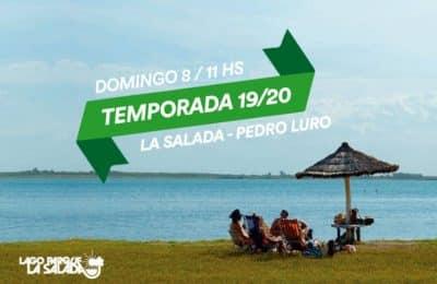El Lago Parque La Salada dará inicio a la Temporada Verano 2019/2020