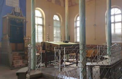 La Sinagoga de Médanos, Patrimonio Histórico de la Provincia de Bs.As.