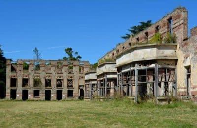 Club Hotel de Villa Ventana: De maravilla del siglo a ruinas