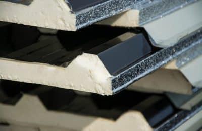 Casas más eficientes con paneles termoaislantes