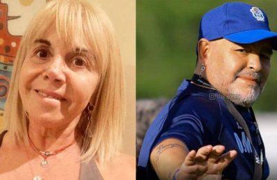 """Diego Maradona y Claudia Villafañe tenían un acuerdo secreto poco antes de la muerte de El Diez: """"Es un pacto de amor"""""""