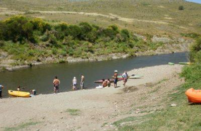 Escapadas de verano: el balneario Los Angelitos en Sierra de la Ventana