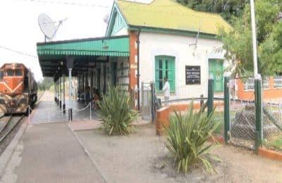 Sierra de la Ventana, la estación-museo que sueña con el regreso del tren