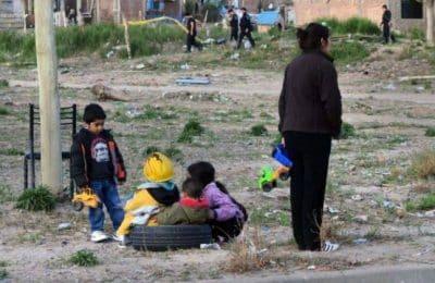 Casi la mitad de los chicos en la Argentina dependen de la asistencia alimentaria