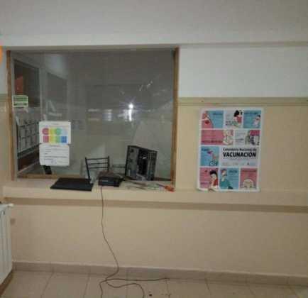 Detenido por robar computadora del Hospital Eva Perón