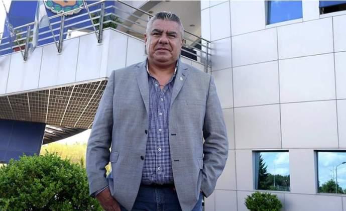 """""""Chiqui"""" Tapia al frente de la AFA hasta el 2025"""