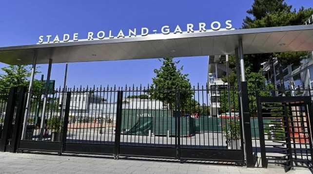 Roland Garros se jugará con público en septiembre