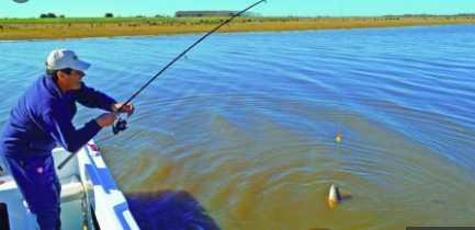 Pesca deportiva habilitada en distritos de la región