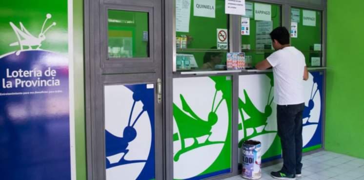 Reabren las agencias de lotería en la provincia de Buenos Aires