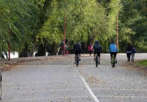 ciclismo aire libre actividad fisica