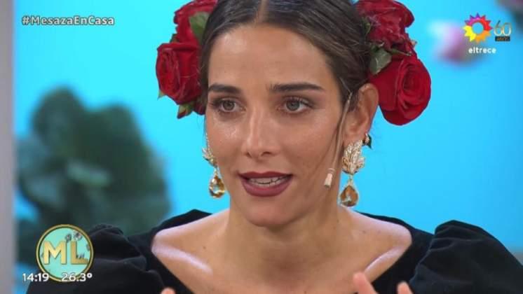 """Juana Viale contó por primera vez la historia de amor con su novio: """"Fue una cita a ciegas"""""""