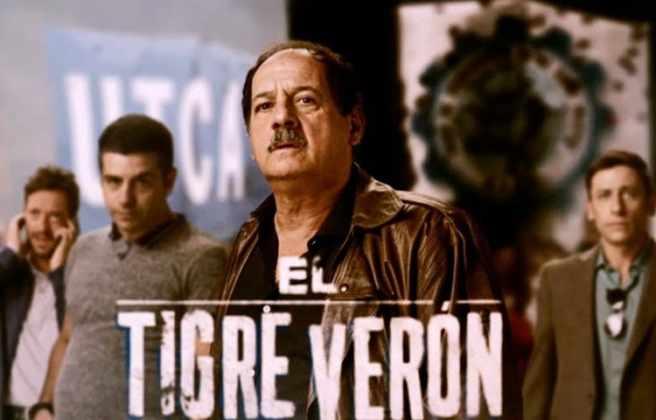 """""""EL TIGRE VERÓN"""" PRIMERA TEMPORADA"""