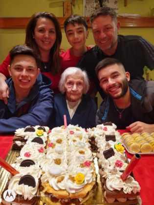 Cumplir 101 años en cuarentena