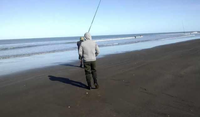 Habilitarán pesca en Monte Hermoso y Saavedra