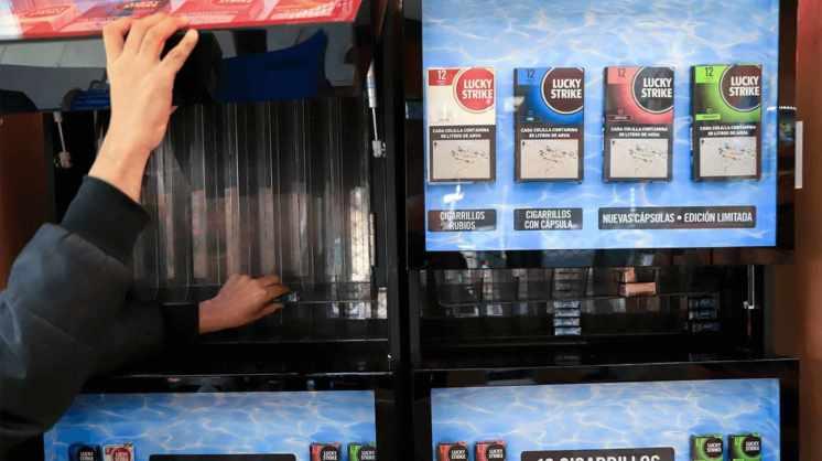 Aumentan los cigarrillos por una suba de impuestos