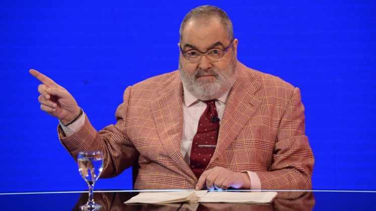 PPT con Jorge Lanata: así arrancó la novena temporada de Periodismo Para Todos Box