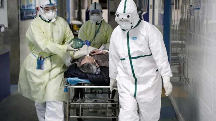 El Reino Unido supera los 40.000 muertos por coronavirus
