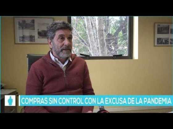 """Lanata presentó en PPT Box """"Los negocios de la pandemia"""": el director del Malbrán, bajo la lupa"""