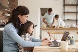 El desafío de ser padres en cuarentena