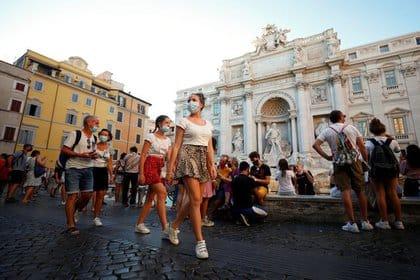 Coronavirus en Italia: el país donde menos impacta el rebrote