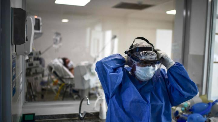 Coronavirus en Argentina: tras 185 días de cuarentena, confirmaron 429  muertes en 24 horas - Canal Siete Bahía Blanca