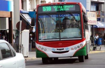 Transporte – Aumento de frecuencias y servicio exclusivo para escolares