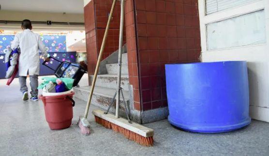 Preocupa a auxiliares de educación, la infraestructura y elementos de higiene