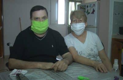 Pedro Luro: hace dos años que pide un turno para que operen a su marido de la cadera