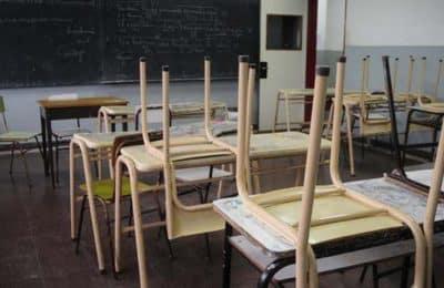 A pocos días del inicio de clases, la provincia cambió el protocolo