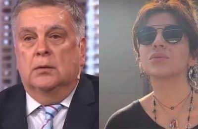 """Gianinna Maradona escribió una durísima carta contra Luis Ventura: """"Mi papá te odiaba con cada célula de su cuerpo"""""""