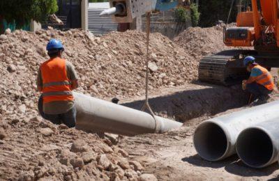 Una por una, las obras anunciadas para mejorar el servicio de agua en Bahía