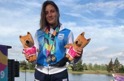 La atleta Paloma Giordano debió ser operada de urgencia tras usar la copa menstrual