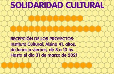 Programa de Solidaridad Cultural 2021