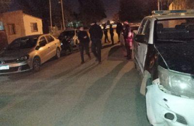 Desalojaron una fiesta clandestina en el barrio Spurr