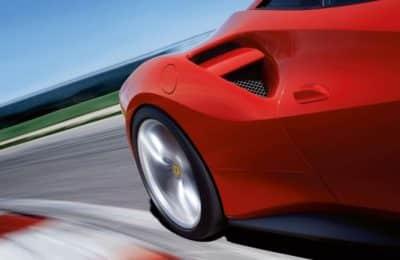 Tiene una Ferrari y mostró cuánto paga de patente por año en Mendoza: la cifra equivale al precio de un 0 km.