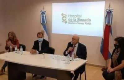"""""""Las vacunas estarán mañana en las provincias"""", dijo el ministro de Salud"""