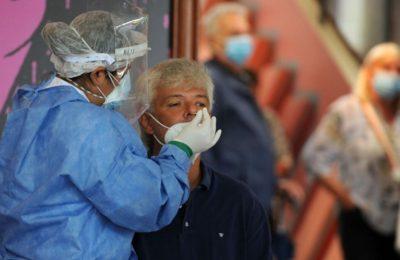 Coronavirus en la Argentina: informaron 8891 nuevos casos y 162 muertes en 24 horas